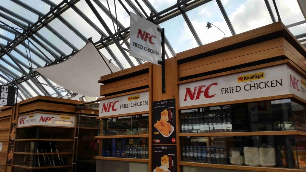 Goteborg - NFC fried chicken