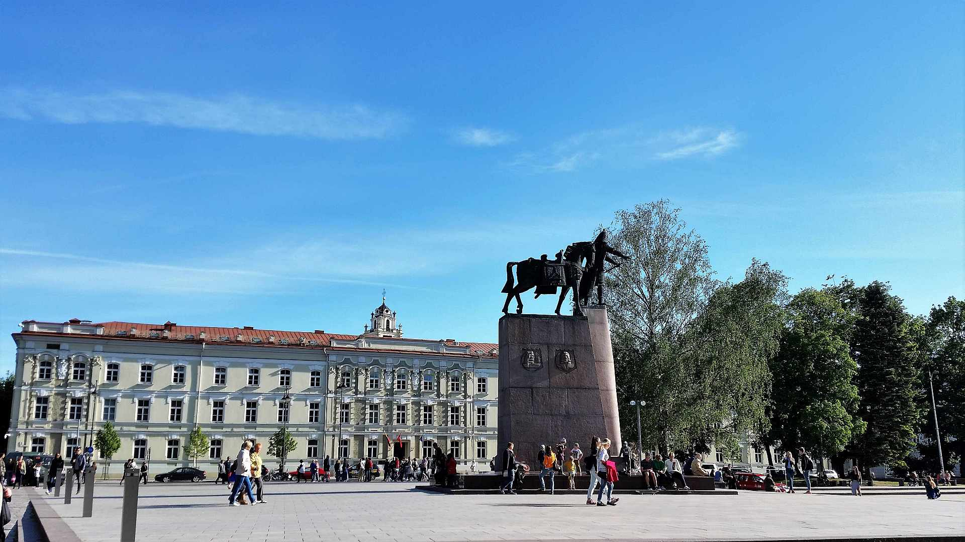Cathedral Square Vilnius - Trivo.ro