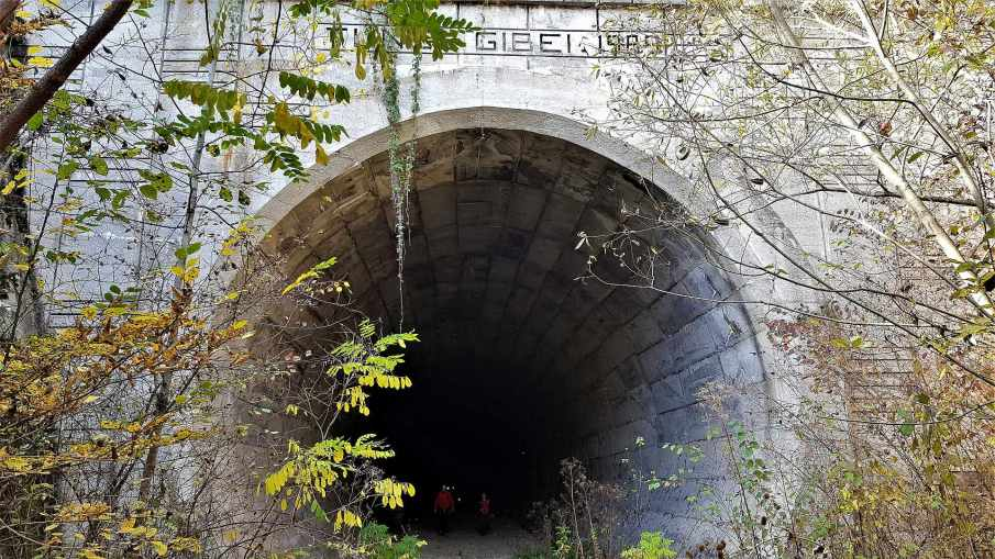 IESIRE tunel Gibei, trivo.ro