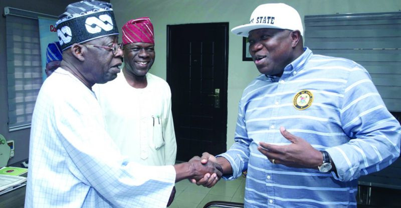 No rift with Tinubu – Ambode