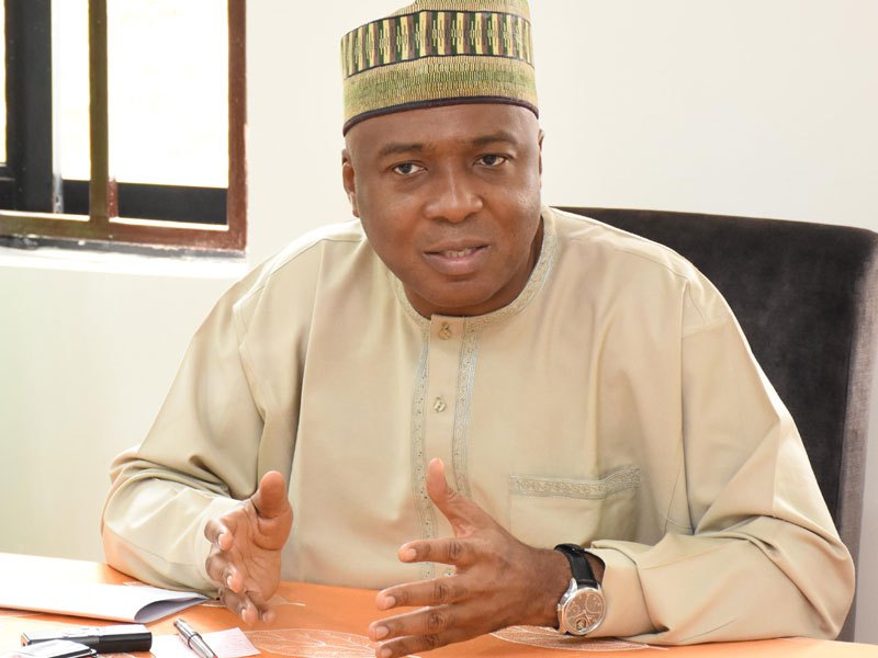 My presidential aspiration driven by obsession for justice, fairness – Saraki