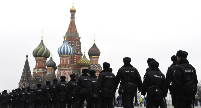 Russian police won't protect gay people from violentthreats