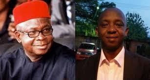 Former Ebonyi state Governor, Martins Elechi loses son