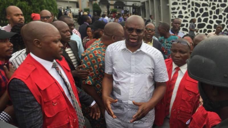 Breaking: Court Grants Fayose Bail in sum of 50 million