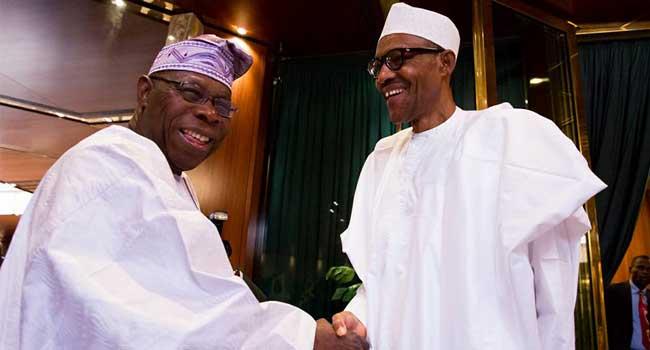 Again, Former President Olusegun Obasanjo writes Buhari, addresses Fulani herdsmen