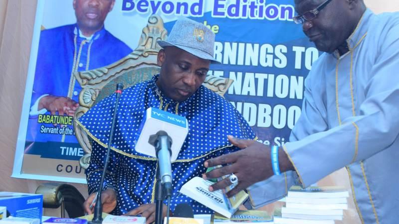 Ibrahim Magu's ordeals confirms Primate Ayodele's Prophecy