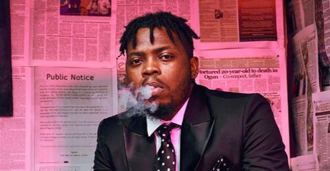 Why I have been off social media – Olamide reveals deep secret