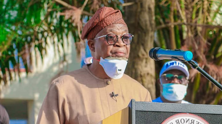 'It's a personal loss to me' – Osun state Governor, Oyetola mourns death of Deputy Chief Of Staff
