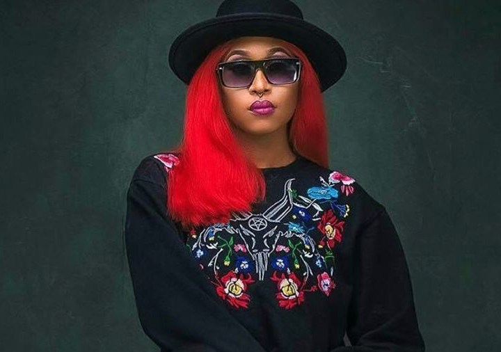 After years of silence, Cynthia Morgan changes name to Madrina