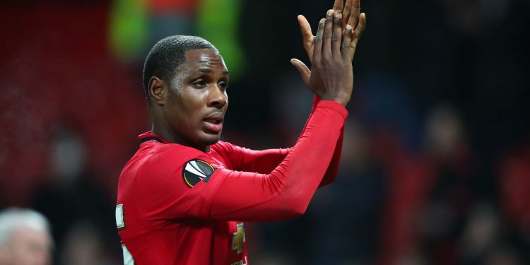 Man U confirm extension of Ighalo's loan deal