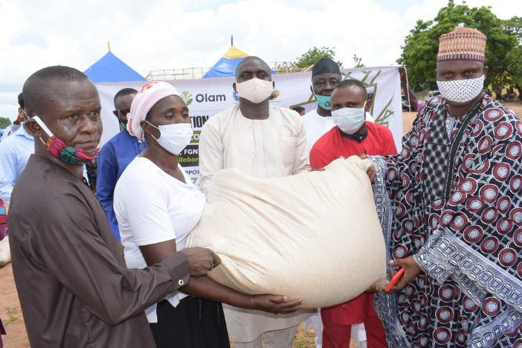 Olam Nigeria, IFAD's Value Chain Development Programme Injects N3 Billion into Nigerian Economy
