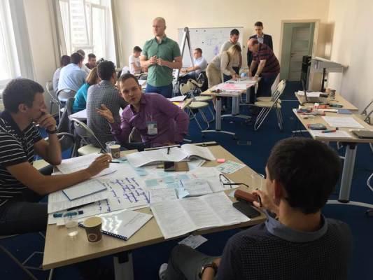 РусГидро: тренинг по ТРИЗ для специалистов кадрового резерва