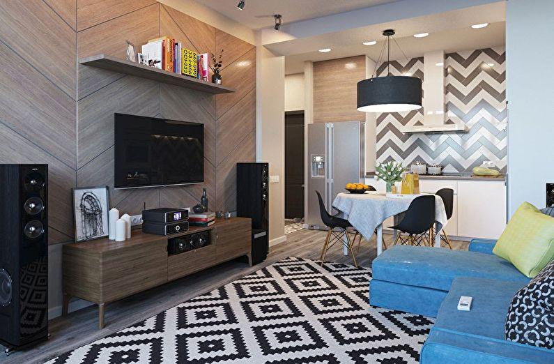 Дизайн маленькой гостиной. Дизайн маленькой гостиной своими руками