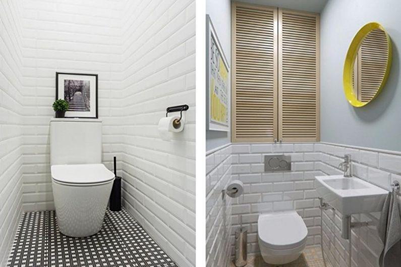 туалет дизайн интерьера 5