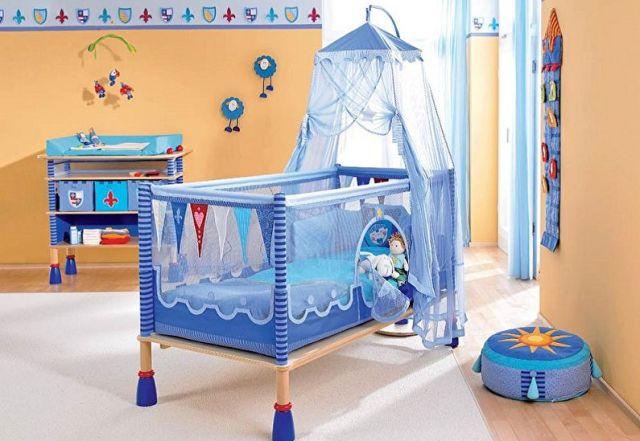 Yeni doğanlar için tasarıma göre beşik çeşitleri - Çocuk parkı yatağı
