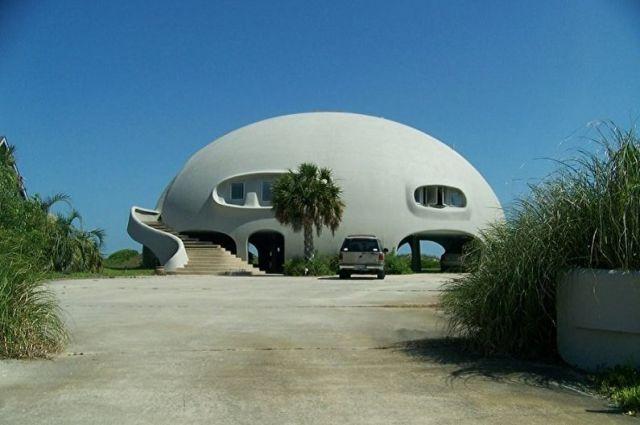 Kubbe evler - fotoğraflar ve projeler