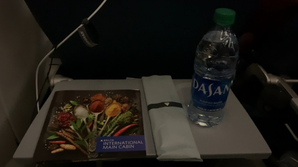 delta airlines dining upgrades