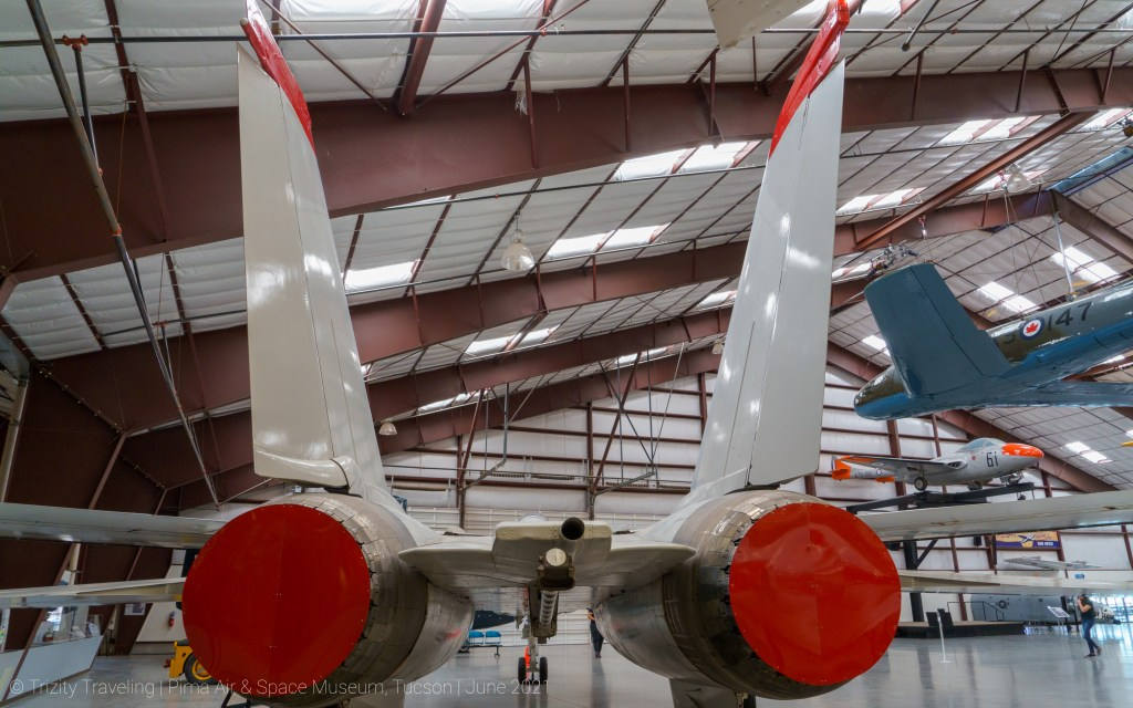 Flamey end of an F-14 Tomcat