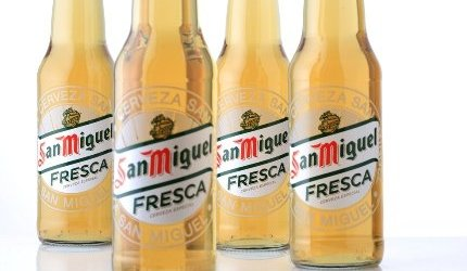 O-I produces new bottle for San Miguel