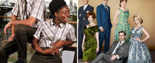 "McDonald's Olympics Uniforms: ""Mad Men"" Chic"