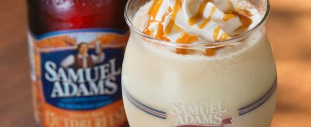 Red Robin's twist on Sam Adams Oktoberfest
