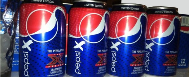 Dragon Fruit Pepsi Cans
