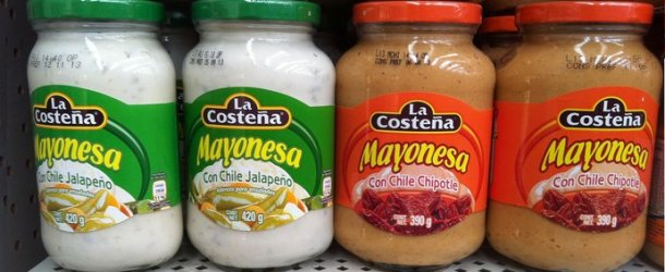 Product Spotlight: Spicy Mayonnaise from La Costeña