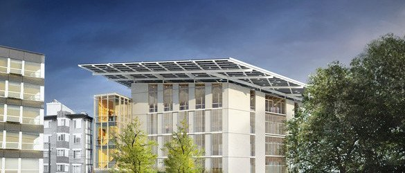 The Greenest Office Building In The World Is About To Open In Seattle