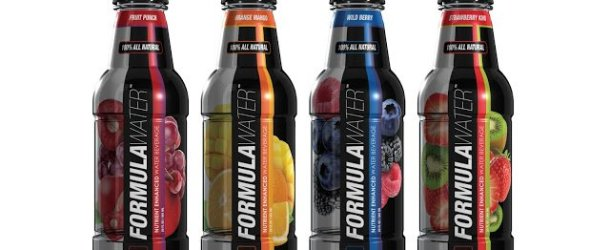 Packaging Spotlight: Formula Water