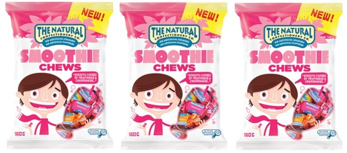 Product Spotlight: The Natural Confectionery Co. Smoothie Chews
