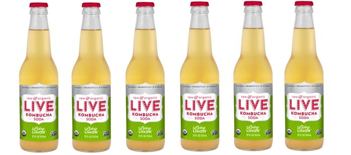 Product Spotlight: Living Limon Kombucha Soda