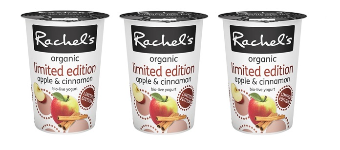 Product Spotlight: Rachel's Organic Limited Edition Apple & Cinnamon Biolive Yogurt