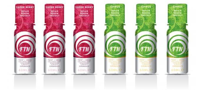 Product Spotlight: FTN Blue Algae Nutraceutical Drink