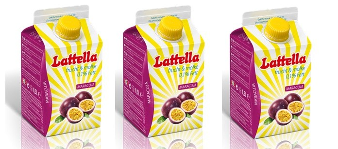 Product Spotlight: Latella Passionfruit Fruit & Milk Whey Drink