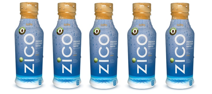 Product Spotlight: Zico Latte Coconut Water