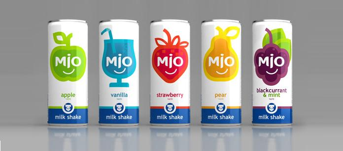 Dairy Drink Spotlight: MIO, Milkshake in a Can