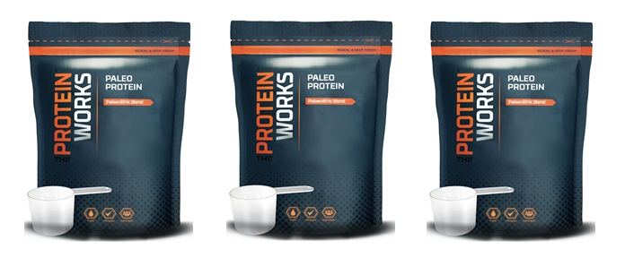 Suppelement Spotlight: The Protein Works Paleo Protein