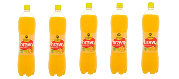 raunch bravo orange