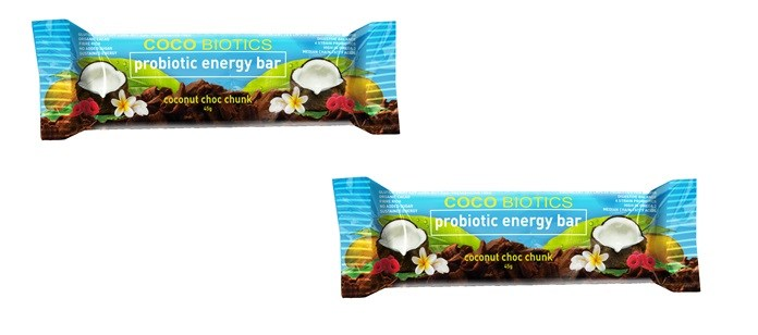 Bar Spotlight: Cocobiotics Probiotic Energy Bar