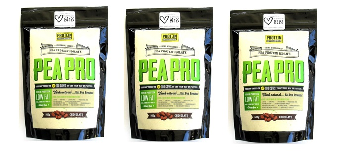 Supplement Spotlight: Superfood Bliss Chocolate Pea Protein Isolate