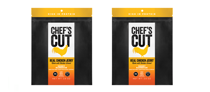Snack Spotlight: Chef's Cut Real Chicken Honey Barbecue Jerky