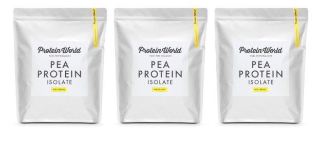 Supplement Spotlight: Protein World Pea Protein Isolate