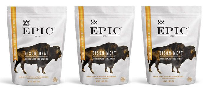 epic bison feat