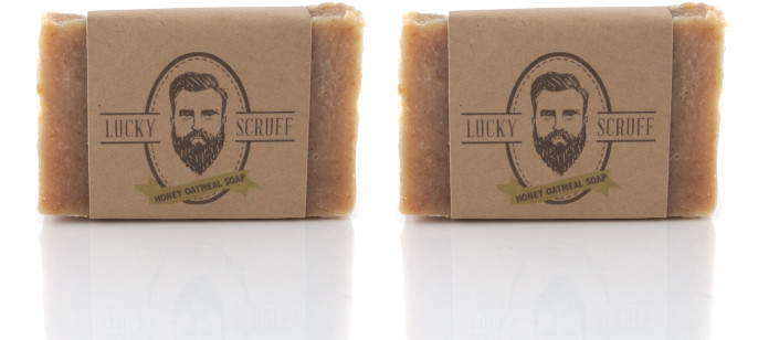 Personal Care Spotlight: Lucky Scruff® Honey Oatmeal Soap
