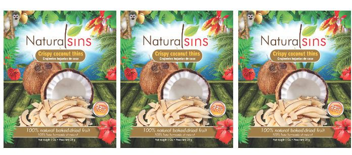 natural thins coconut thins feat