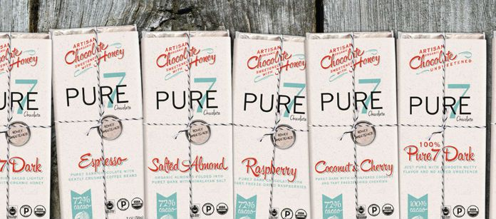 Company Spotlight: Pure 7 Chocolate