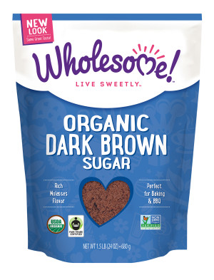 wholesome dark brown sugar