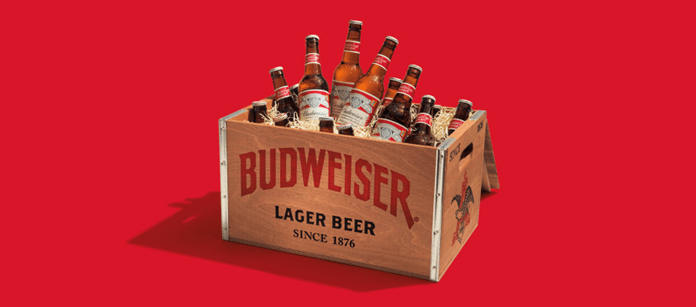 Industry News: Budweiser brings back popular limited-edition wooden crates for the holiday season