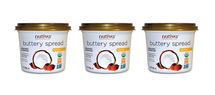 Food Spotlight: Nutiva Organic Vegan Buttery Spread