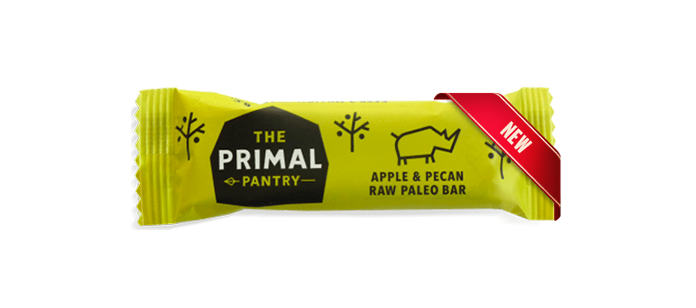 Snack Spotlight: Primal Pantry Apple & Pecan Raw Paleo Bar